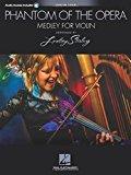 Book Cover Phantom of the Opera: Lindsey Stirling Medley: Violin with Original Audio Backing Tracks