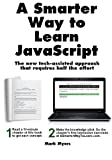 Book Cover A Smarter Way to Learn JavaScript. The new tech-assisted approach that requires half the effort