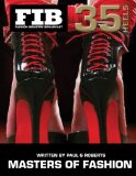 Book Cover MASTERS OF FASHION Vol 35 Heels Part 1: Master Shoe Designers (Fashion Industry Broadcast) (Volume 35)