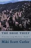 Book Cover The Shoe Thief   A Lorna Long Mystery    Book I (Volume 1)