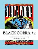 Book Cover Black Cobra #2: The Three-Issue Series (1954-55) - All Stories - No Ads