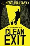 Book Cover Clean Exit (An Ajax Clean Thriller) (Volume 1)