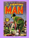 Book Cover The Fighting Man #3: Action-Packed Battle Comics - All Stories - No Ads