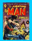 Book Cover The Fighting Man Annual: Exciting Tales of War And Battle - All Stories - No Ads