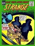 Book Cover Strange #1