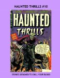 Book Cover Haunted Thrills #10: Exciting Tales Of Terror and Horror -- All Stories -- No Ads