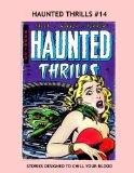 Book Cover Haunted Thrills #14: Terror Stories to Chill Your Blood --- All Stories -- No Ads