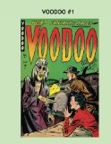 Book Cover Voodoo #1: Exciting Pre-Code Horror Comics -- All Stories -- No Ads