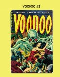 Book Cover Voodoo #2: Thrilling Pre-Code Comics -- All Stories -- No Ads