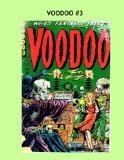 Book Cover Voodoo #3: Incredible Tales of Horror from the 1950s --- All Stories -- No Ads