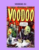 Book Cover Voodoo #4: All Stories -- No Ads ---- Exciting Pre-Code Horror Comics