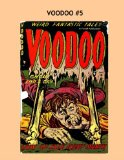 Book Cover Voodoo #5: Chilling Pre-Code Horror Comics - All Stories -- No Ads