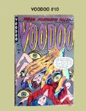 Book Cover Voodoo #10: Exciting Pre-Code Horror Comics -- All Stories -- No Ads