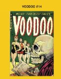 Book Cover Voodoo #14: Chilling Tales of Terror from the 1950s -- All Stories -- No Ads