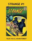 Book Cover Strange #1: Tales You'll Never Forget -- Classic Horror Comics -- All Stories -- No Ads