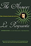 Book Cover The Answer / La Respuesta (Expanded Edition): Including Sor Filotea's Letter and New Selected Poems (English and Spanish Edition)