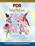 Book Cover PDR for Herbal Medicines