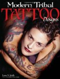 Book Cover Modern Tribal Tattoo Designs