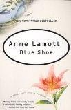 Book Cover Blue Shoe