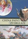 Book Cover China Paint and Overglaze