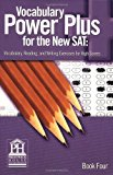 Book Cover Vocabulary Power Plus for the SAT, Book 4
