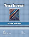 Book Cover Water Treatment WSO Student Workbook: Water Supply Operations