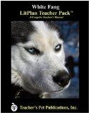 Book Cover White Fang : A Unit Plan (Litplans on CD)