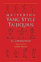 Book Cover Mastering Yang Style Taijiquan