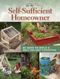 Book Cover DIY Projects for the Self-Sufficient Homeowner: 25 Ways to Build a Self-Reliant Lifestyle