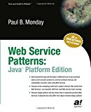 Book Cover Web Services Patterns: Java Edition
