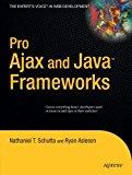 Book Cover Pro Ajax and Java Frameworks