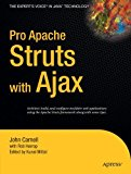 Book Cover Pro Apache Struts with Ajax (Expert's Voice in Java)