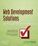 Book Cover Web Development Solutions: Ajax, APIs, Libraries, and Hosted Services Made Easy