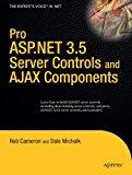 Book Cover Pro ASP.NET 3.5 Server Controls and AJAX Components