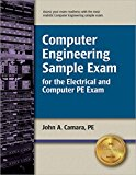 Book Cover Computer Engineering Sample Exam for the Electrical and Computer PE Exam