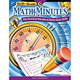 Book Cover Sixth Grade Math Minutes