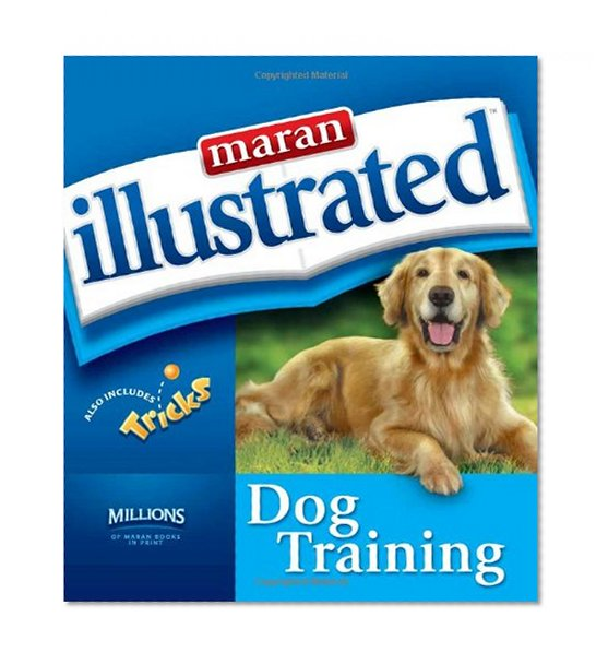 Book Cover Maran Illustrated Dog Training