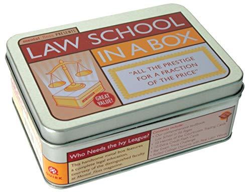 Book Cover Law School in a Box