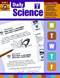 Book Cover Daily Science, Grade 2