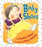 Book Cover Baby Shoes