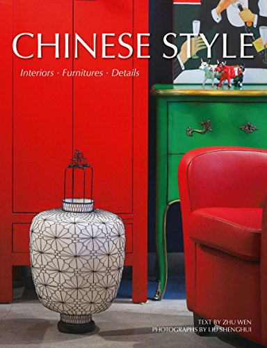 Book Cover Chinese Style: Interiors, Furniture, Details