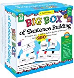 Book Cover Big Box of Sentence Building