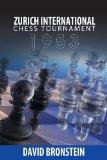 Book Cover Zurich International Chess Tournament, 1953