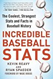 Book Cover Incredible Baseball Stats: The Coolest, Strangest Stats and Facts in Baseball History