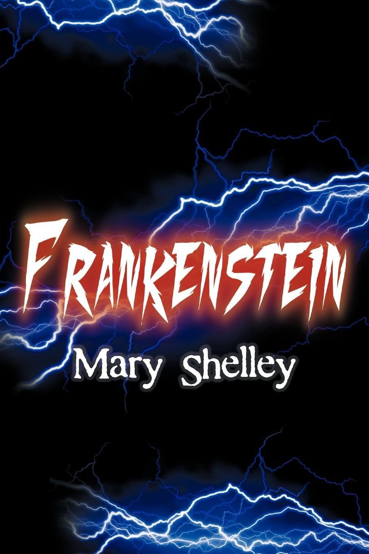 Book Cover Frankenstein