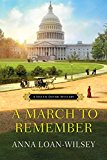 Book Cover A March to Remember (A Hattie Davish Mystery)