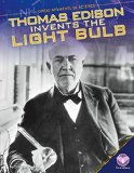 Book Cover Thomas Edison Invents the Light Bulb (Great Moments in Science)