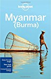 Book Cover Lonely Planet Myanmar (Burma) (Travel Guide)