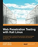 Book Cover Web Penetration Testing with Kali Linux