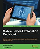 Book Cover Mobile Device Exploitation Cookbook